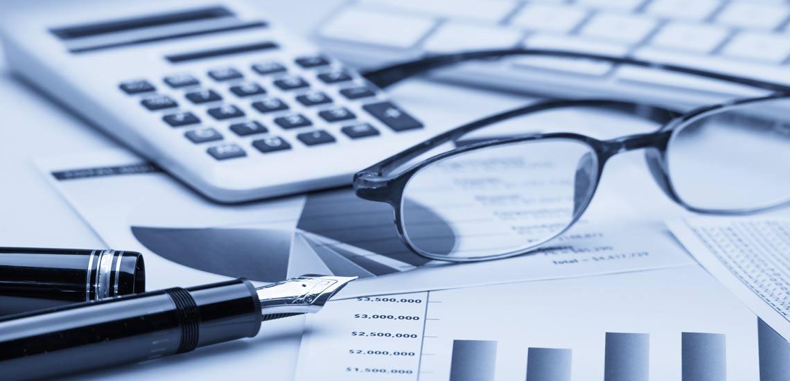 تم پاورپوینت حسابداری و امور مالی شامل 10 تم متنوع